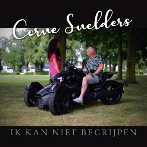 Corne Snelders brengt nieuwe single 'Ik kan niet begrijpen' uit bij Nationale Artiesten Parade