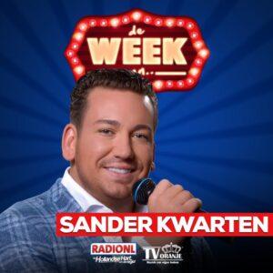 Stem op de Sander Kwarten Top 10 bij RADIONL