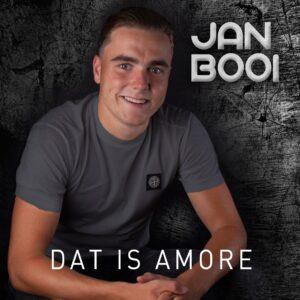 Jan Booi gaat knallen met 'Dat is Amore'