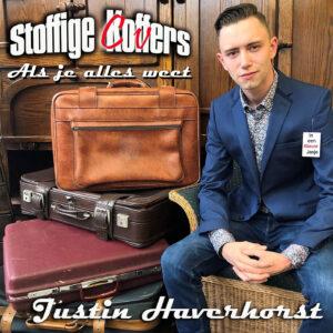 Haagse zanger Justin Haverhorst lanceert album 'Stoffige Koffers' met 12 videoclips