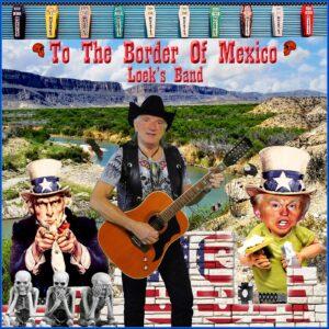 Loek zingt over Breaking News in 'To the Border of Mexico'