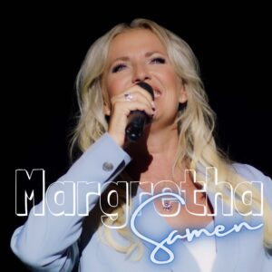 """Margretha's nieuwe single """"Samen"""" Een topproductie en voorloper van nieuw album """"Het kleine geluk"""""""