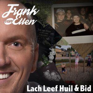 Frank van Etten brengt een swingende levensles met zijn single 'Lach Leef Huil & Bid'
