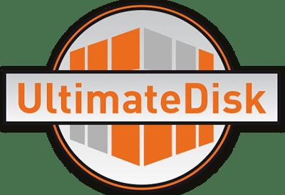 Ultimate Disk Logo