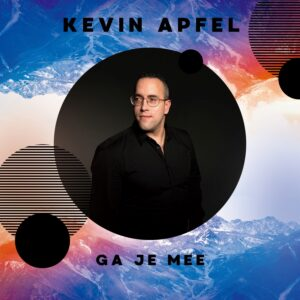Kevin Apfel terug met zomers plaatje 'Ga je mee'