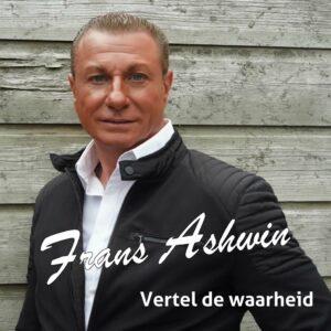 Frans Ashwin komt met verrassende nieuwe single 'Vertel de waarheid'