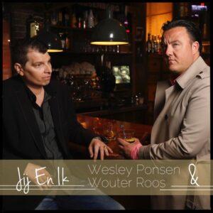 Wesley Ponsen & Wouter Roos presenteren het prachtige 'Jij en Ik'