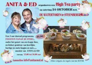 Gaan Anita & Ed jou zien?
