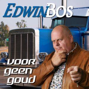 Edwin Bos zou nooit iets anders willen doen