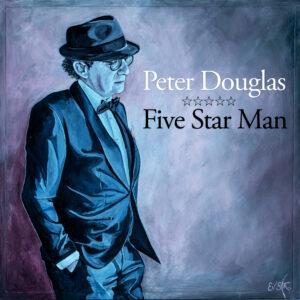 Peter Douglas lanceert '5 Star Man'