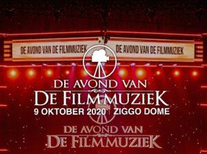 De Avond van de Filmmuziek in de Ziggo Dome gaat door