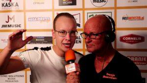 Julian Stuiver vertelt wie de winnaar is van Hazes zoekt de Voice.