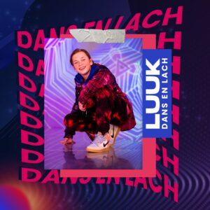 Luuk brengt eerste single Dans & Lach uit