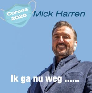 Nieuwe single van Mick Harren is gimMICK