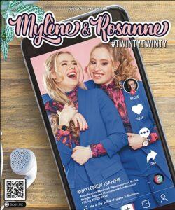 Mylène en Rosanne komen met gloednieuwe show naar de theaters