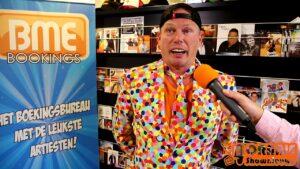 Oranje Shownieuws was op bezoek bij BME Bookings met