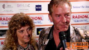 Oranje Shownieuws was te gast bij Mega Piratenfestijn in Oldebroek met Het IJsselduo
