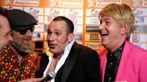 Oranje Shownieuws was te gast bij Hart voor muziek met