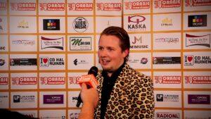 Oranje Shownieuws was te gast bij Fan Café te Enschede met Joop Feest DJ Mentwitt