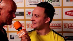 Oranje Shownieuws was te gast bij Hazes zoekt the Voice met