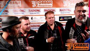 Oranje Shownieuws was te gast bij Mega Piratenfestijn in Oldebroek met Mooi Wark