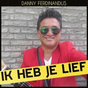Singer-songwriter Danny Ferdinandus verrast met Nederlandstalige debuut-cd