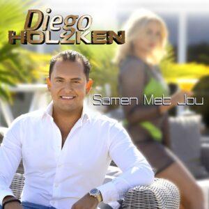 Diego Holzken verbindt de woorden zomers, jong, fris en volks aan z'n nieuwe single 'Samen met jou'