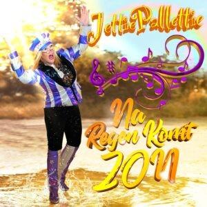 Jettie Pallettie laat de zon voor iedereen weer schijnen