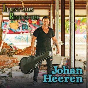 Johan Heeren covert tijdloos nummer van Johnny Cash
