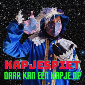 Johan Vlemmix brengt Kapjeslied als Kapjespiet