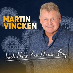 Martin Vincken lacht naar een nieuwe dag