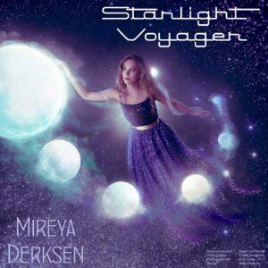 Mireya Derksen met nieuwe space song 'Starlight Voyager'