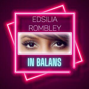 Edsilia Rombley released nieuwe single 'In Balans' als voorloper op nieuw album
