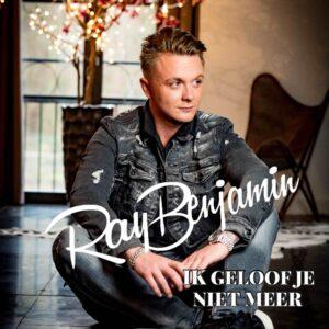 Ray Benjamin komt met heerlijke single 'Ik geloof je niet meer'