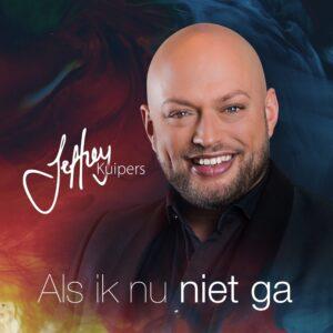 Nieuwe single Jeffrey Kuipers is getiteld 'Als Ik Nu Niet Ga'