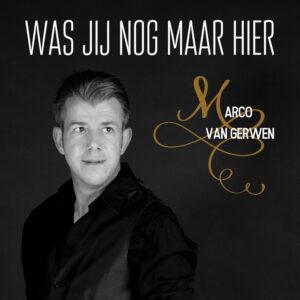 Marco van Gerwen na 8 jaar terug met prachtige ballad 'Was jij nog maar hier'
