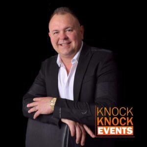 Nelis Heesbeen maakt overstap naar Knock Knock Events