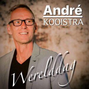 André Kooistra lanceert vrolijke meezinger 'Werelddag'