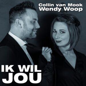 Collin van Mook en Wendy Woop stralen met 'Ik wil jou'