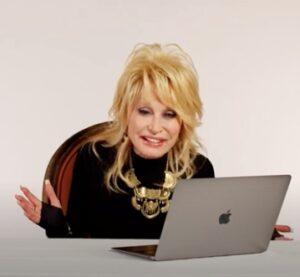 Amerikaanse superster Dolly Parton bejubelt OG3NE