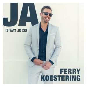 Ferry Koestering gaat tegen alle adviezen in zijn passie als zanger achterna