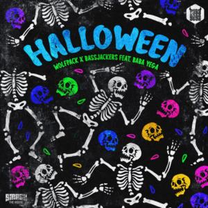 Baba Yega brengt nummer 'Halloween' uit met internationale DJ duo's Wolfpack & Bassjackers!