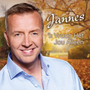 Jannes lanceert voor zijn trouwe fans 'K Vraag Het Jou Alleen'