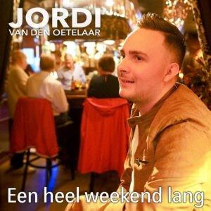 Jordi van den Oetelaar wil met 'Een heel weekend lang' een kleine steun voor de horeca uitspreken