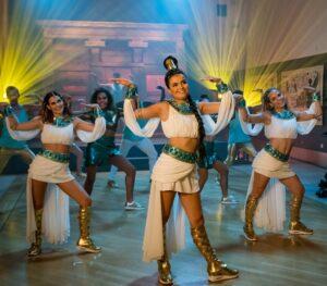 K3 lanceert titelsong met videoclip van  nieuwe film Dans van de Farao!