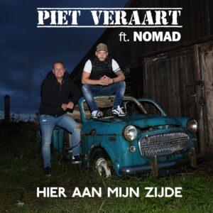 Piet Veraart ft. Nomad presenteren 'Hier Aan Mijn Zijde'