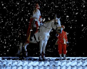 Sinterklaasclip vanBanketpiet & Muziekpiet Geraldo Ft. Henk Westbroek nu ook online!