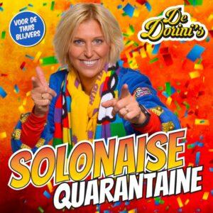 'Solonaise Quarantaine' van De Dorini's helpt je door deze moeilijke tijd heen