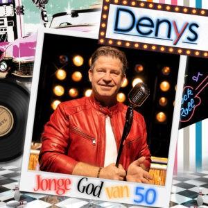 Denys laat oude tijden herleven met 'Jonge god van 50'