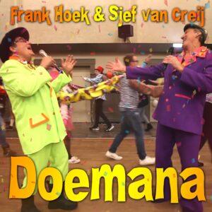 Coronaproof Carnaval vieren met Frank Hoek en Sjef van Creij